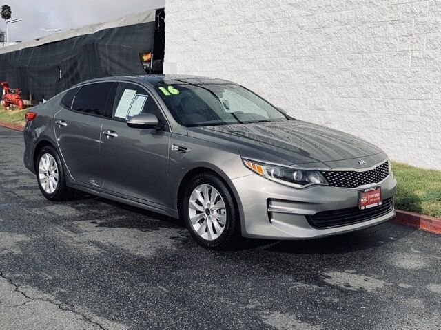 2016 Kia Optima EX San Diego County CA