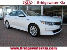 2016_Kia_Optima_EX Sedan, Premium Package, Navigation, Rear-View Camera, Blind Spot Monitor, Bluetooth Technology, Heated/Ventilated Leather Seats, Panorama Sunroof, 17-Inch Alloy Wheels,_ Bridgewater NJ