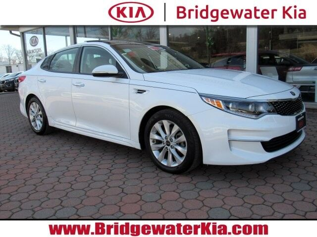 2016 Kia Optima EX Sedan, Premium Package, Navigation, Rear-View Camera, Blind Spot Monitor, Harman Kardon Sound, Bluetooth Technology, Heated/Ventilated Leather Seats, Panorama Sunroof, 17-Inch Alloy Wheels, Bridgewater NJ