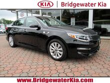 2016_Kia_Optima_EX Sedan, Premium Package, Navigation System, Rear-View Camera, Blind Spot Monitor, Bluetooth Streaming Audio, Ventilated Leather Seats, Panorama Sunroof, HID Headlights, 17-Inch Alloy Wheels,_ Bridgewater NJ