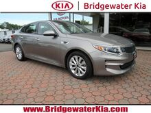 2016_Kia_Optima_EX Sedan, Premium Package, Smart Key, Navigation System, Rear-View Camera, Blind Spot Monitor, Bluetooth Technology, Ventilated Leather Seats, Panorama Sunroof, HID Headlights, 17-Inch Alloy Wheels,_ Bridgewater NJ