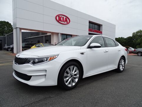 2016_Kia_Optima_EX_ Swansea MA