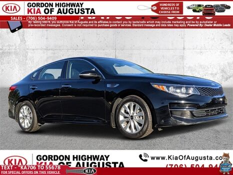 2016_Kia_Optima_EX_ Aiken SC