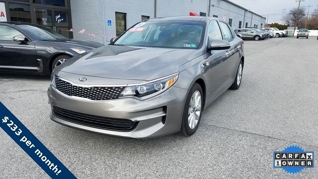 2016 Kia Optima EX York PA