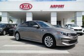 2016 Kia Optima EX w/ Premium & Audio Package