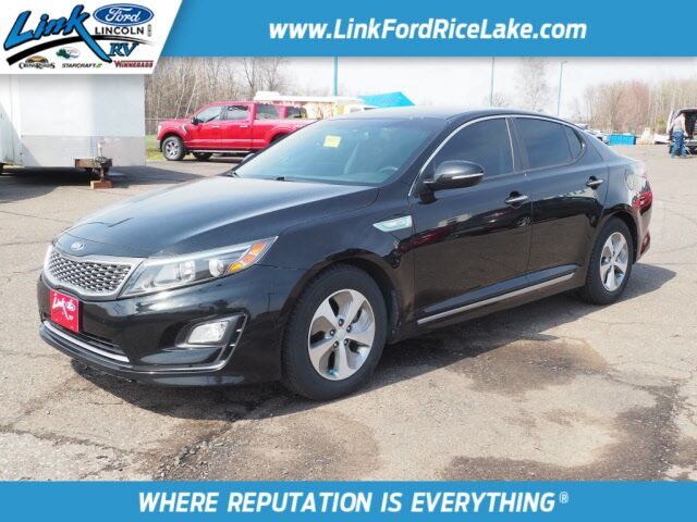 2016 Kia Optima Hybrid Base Rice Lake WI