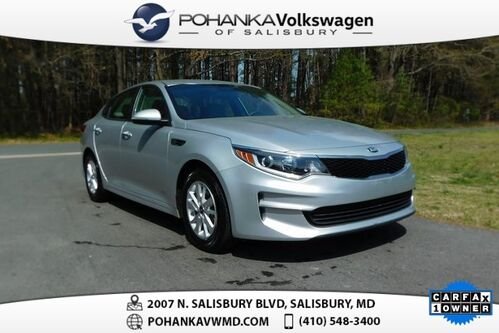 2016_Kia_Optima_LX ** 35+ MPG ** GUARANTEED FINANCING **_ Salisbury MD
