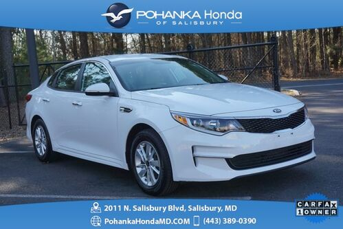 2016_Kia_Optima_LX ** GUARANTEED FINANCING ** ONE OWNER **_ Salisbury MD