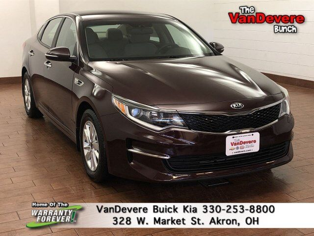 2016 Kia Optima LX Akron OH