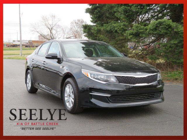 2016 Kia Optima LX Battle Creek MI