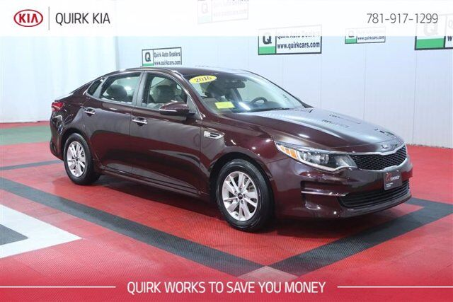 2016 Kia Optima LX Braintree MA