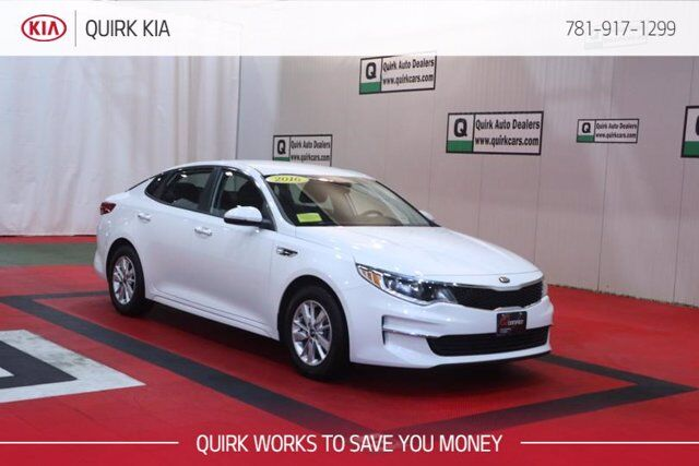 2016 Kia Optima LX FWD Braintree MA