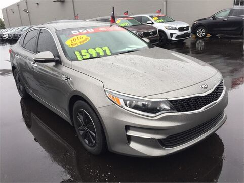 2016_Kia_Optima_LX_ Evansville IN