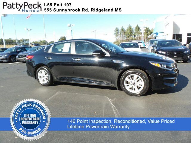 2016 Kia Optima LX FWD Jackson MS