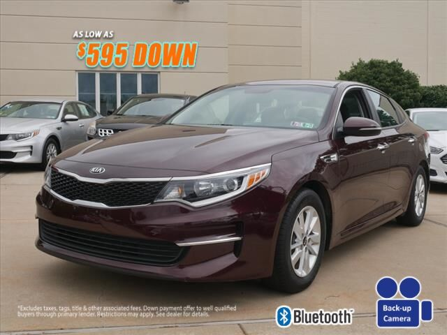 2016 Kia Optima LX Fairless Hills PA