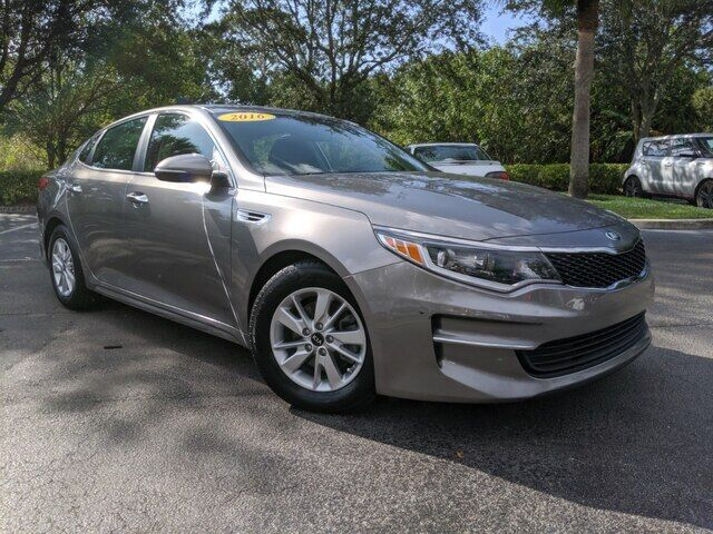 2016 Kia Optima LX Fort Pierce FL