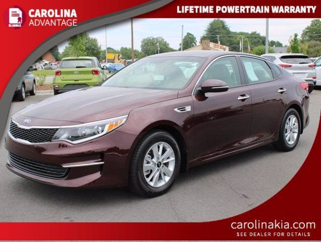 2016 Kia Optima LX High Point NC