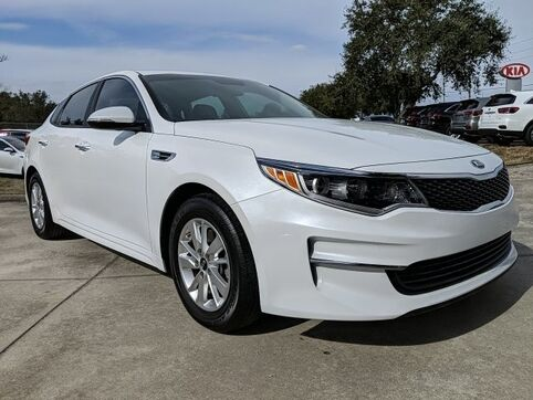 2016_Kia_Optima_LX_ Lakeland FL