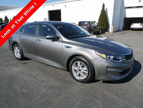 2016_Kia_Optima_LX_ Liverpool NY