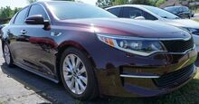 2016_Kia_Optima_LX_ Moore SC
