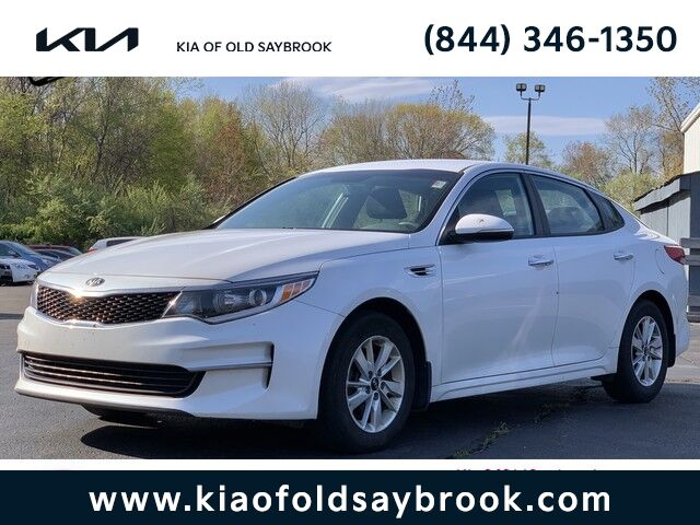 2016 Kia Optima LX Old Saybrook CT