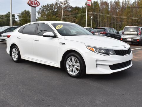 2016_Kia_Optima_LX_ Greenville SC