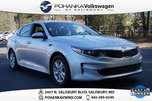 2016_Kia_Optima_LX_ Salisbury MD