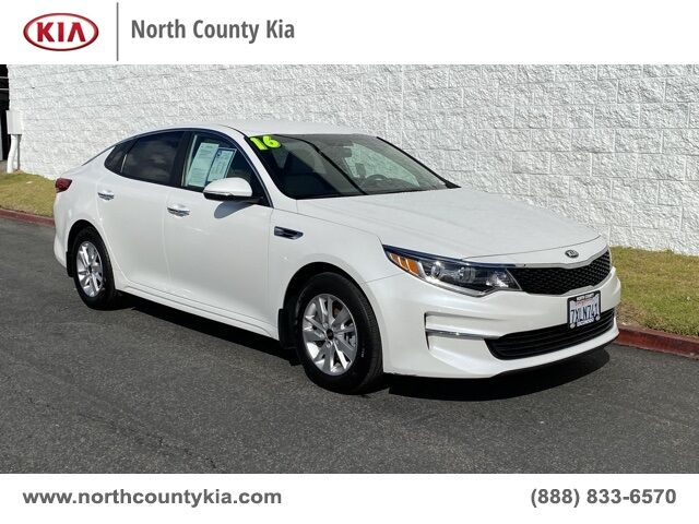 2016 Kia Optima LX San Diego County CA