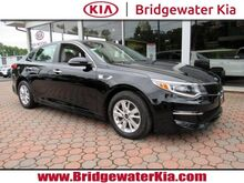 2016_Kia_Optima_LX Sedan, Remote Keyless Entry, Rear-View Camera Display, In-Dash CD/MP3 Player, Bluetooth Technology, Front Bucket Seats, Split Folding Rear Seats, HID Headlights, 16-Inch Alloy Wheels,_ Bridgewater NJ