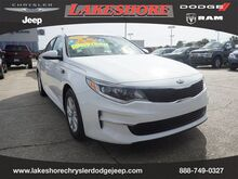 2016_Kia_Optima_LX_ Slidell LA