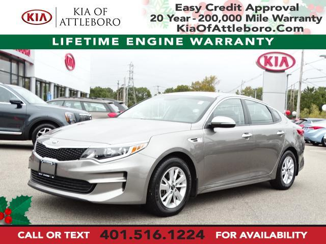 2016 Kia Optima LX South Attleboro MA