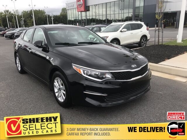 2016 Kia Optima LX White Marsh MD