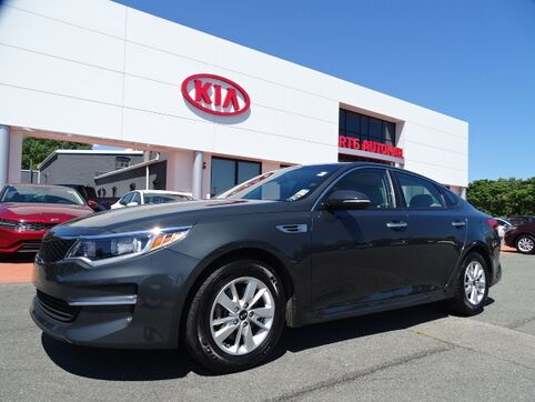 2016_Kia_Optima_LX_ Swansea MA