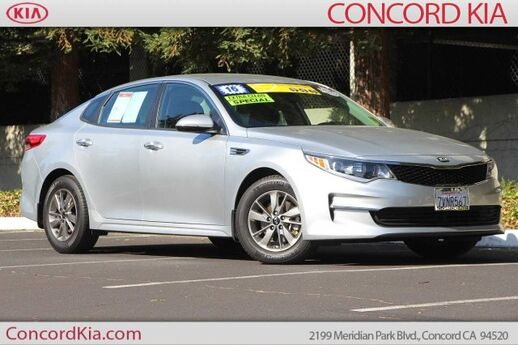 2016 Kia Optima LX Turbo Concord CA