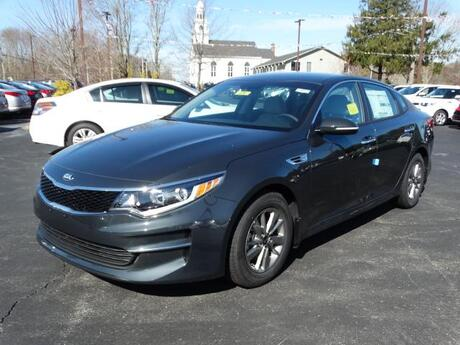 2016 Kia Optima LX Turbo Swansea MA