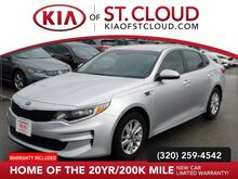 2016_Kia_Optima_LX_ St. Cloud MN