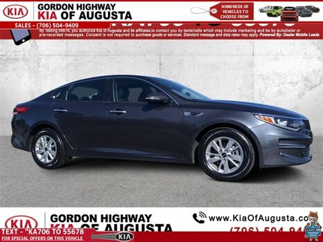 2016_Kia_Optima_LX_ Aiken SC