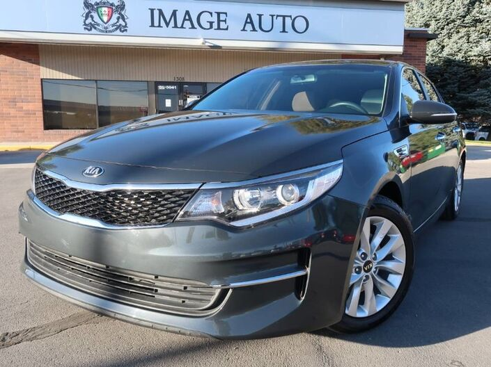 2016 Kia Optima LX West Jordan UT