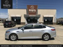 2016_Kia_Optima_LX_ Wichita KS