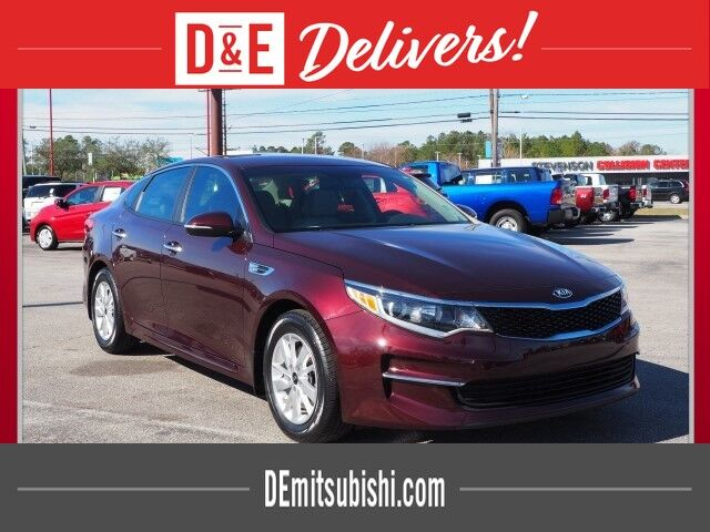 2016_Kia_Optima_LX_ Wilmington NC