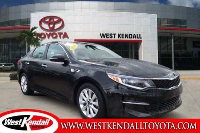 2016_Kia_Optima_LX_ Miami FL