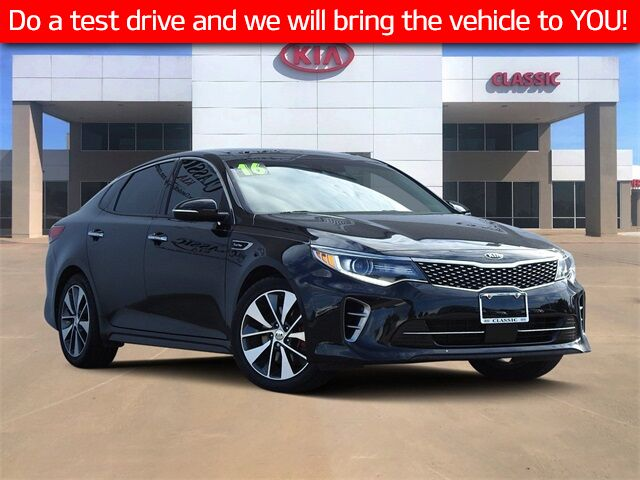 2016 Kia Optima SX Carrollton TX