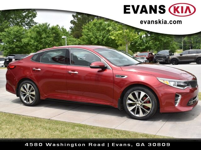 2016 Kia Optima SX Evans GA