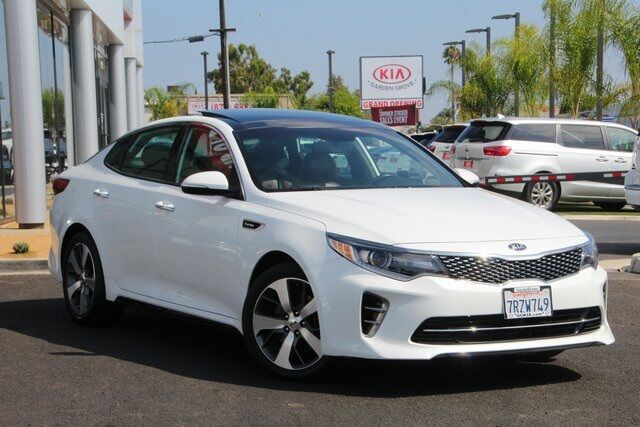 2016 Kia Optima SX Garden Grove CA