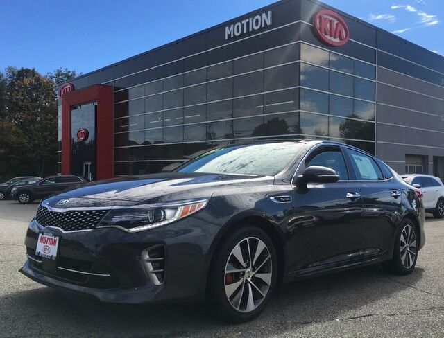2016 Kia Optima SX Turbo Hackettstown NJ