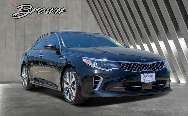 2016 Kia Optima SX Turbo Granbury TX