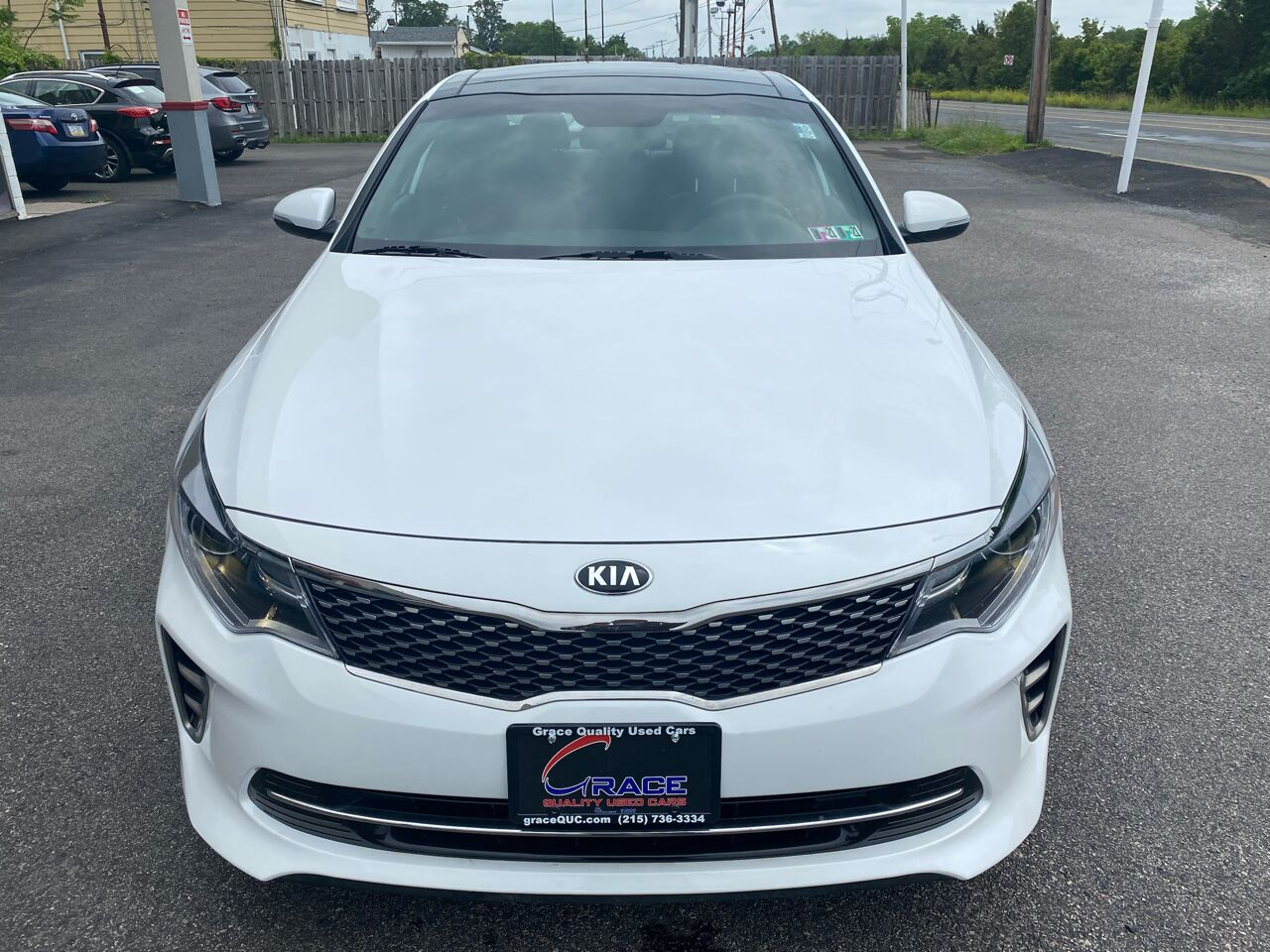 2016 Kia Optima SX Turbo Morrisville PA