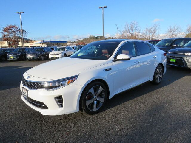 2016 Kia Optima SX Turbo Novato CA