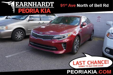 2016_Kia_Optima_SX Turbo_ Peoria AZ