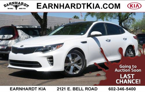 2016_Kia_Optima_SX Turbo_ Phoenix AZ
